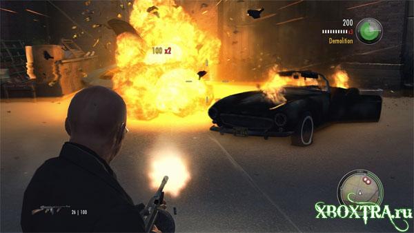 Mafia 2 автомобиль оружие